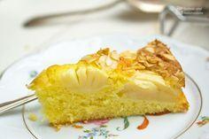 Versunkener Apfelkuchen   Madame Cuisine Rezept