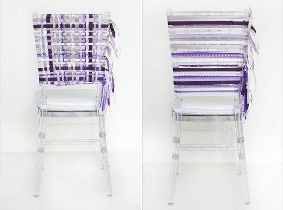 Como Decorar as Cadeiras para uma Festa | Que se Ame