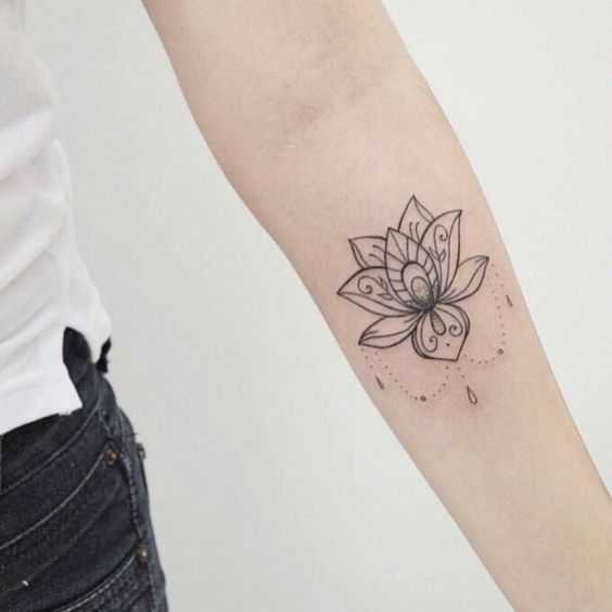 Lotus tattoo pinterest lotus for Lotus flower bomb tattoo