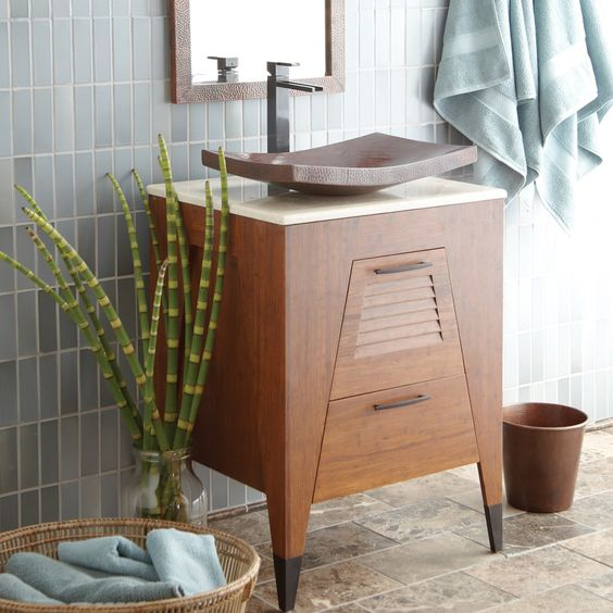 Trinidad 24 Vanity Suite - Vanity Suites - Bath