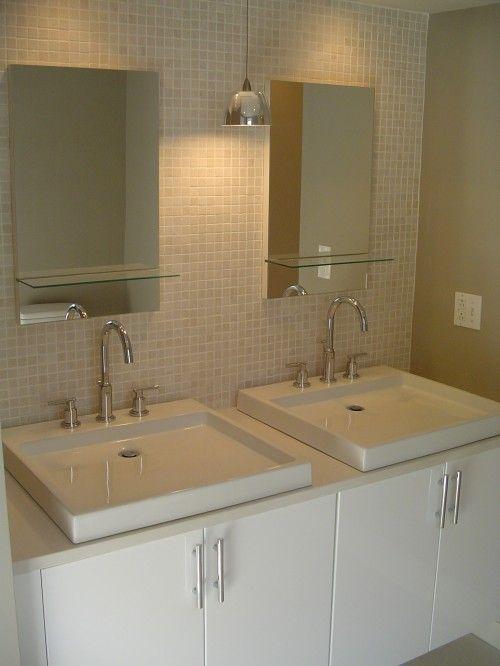sinks deep sinks and more shallow sinks shared bathroom bathroom sinks ...