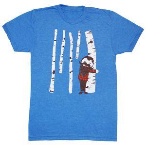 Tree Hugger Tee | Gnome Enterprises