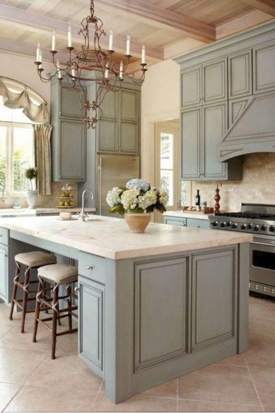 28 Comfy Kitchens That Always Look Awesome interiors homedecor interiordesign homedecortips
