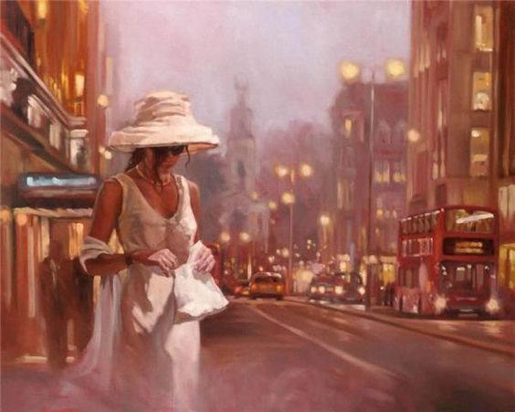 """""""@Biagio960: #art #painting  Painting by Mark Spain  - - """""""