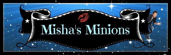 Misha Collins Minions