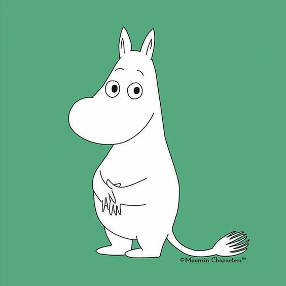 Happy Moomin Friday! :)