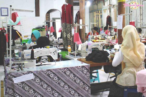 Batik Sogan Redojani Workshop