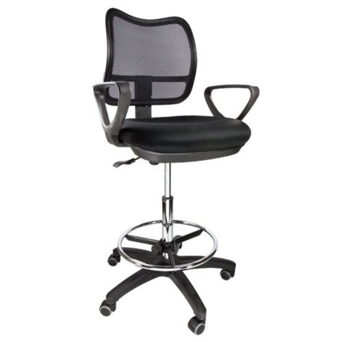 Standing desks, Standing desk height and Office chairs on ...