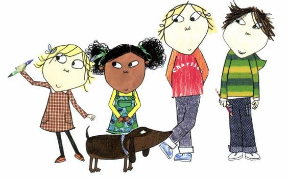 Lola, Lota, Charlie, Marv And Sizzles | Charlie E Lola | Pinterest |  Aniversário Menina, Aniversário E Kids And Parenting Part 66