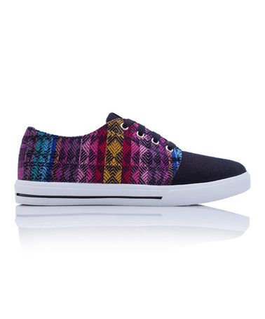 Love this Black Triangle V16 Sneaker - Adult by Inkkas on #zulily! #zulilyfinds