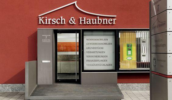 Berschneider + Berschneider, Architekten BDA + Innenarchitekten, Neumarkt: Immobilienbüro Kirsch + Haubner Neumarkt i. d. OPf. (2002)