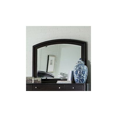 Broyhill Vibe Arched Dresser Mirror