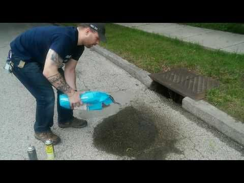 Youtube Remove Oil Stains Oil Stains Concrete Cleaner