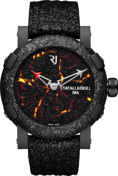 Romain Jerome Eyjafjallajökull-DNA Burnt Lava Ref. RJ.V.AU.002.02
