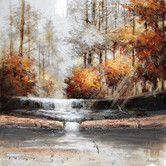 Found it at Wayfair - Natural Perspective II Canvas Art