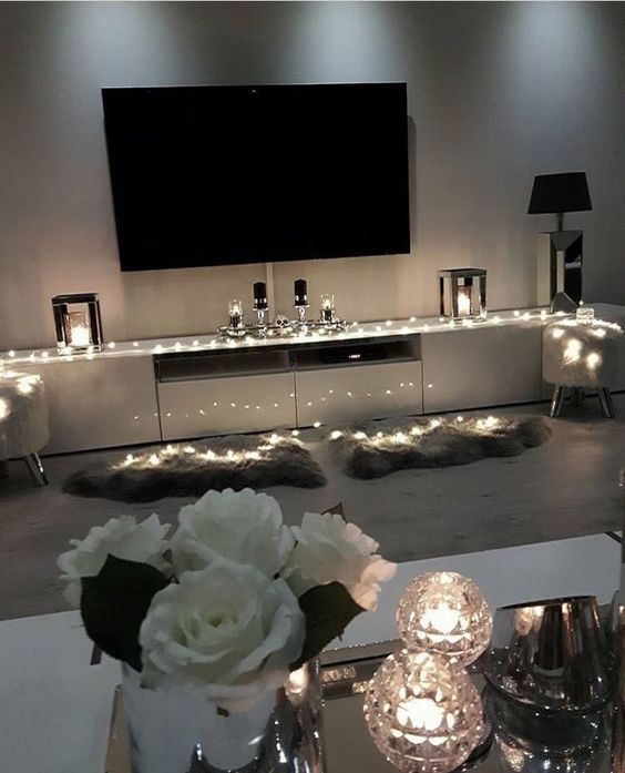 Décoration Noir Et Blanc Pour Salon En 2019 Decor Salon