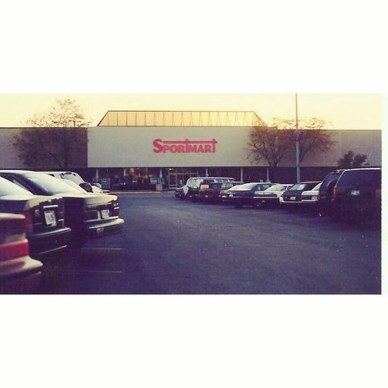 Sportmart once located on Deerbrook Mall in Deerfield IL. by chicagosextinctbusinesses