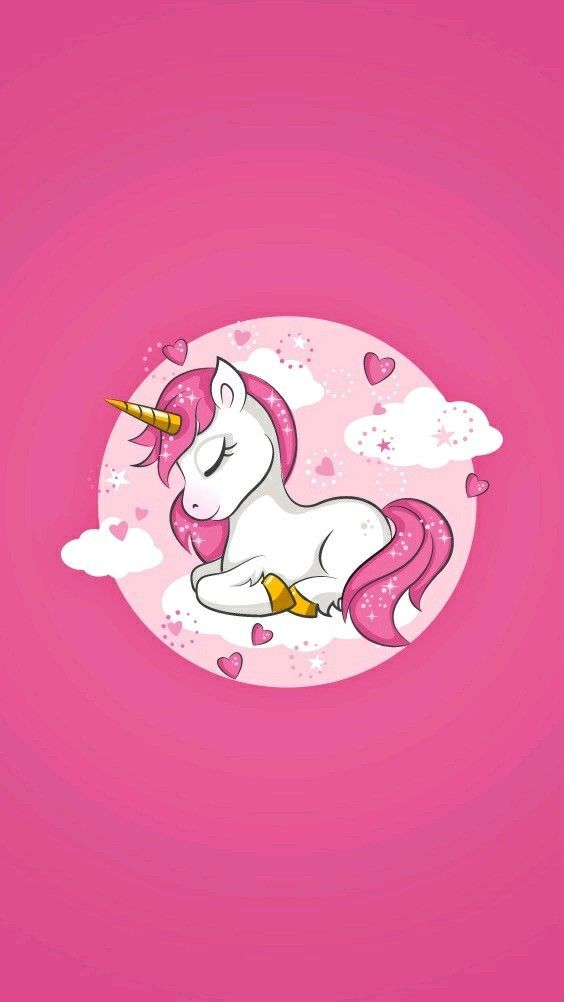 Wallpaper Unicornio Kuda Poni Kartun Gambar Lucu