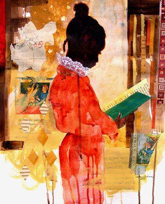 Women Reading : Photo