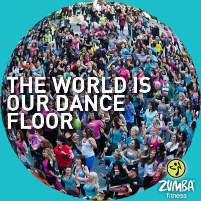 Zumba Dance Floors And Dance On Pinterest