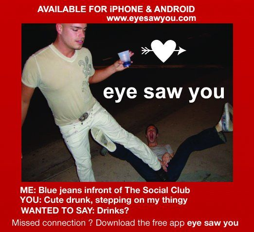 Download the app for FREE!  http://www.eyesawyou.com/