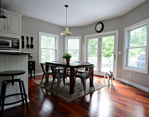 Paint Colors The Floor And House On Pinterest