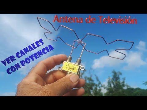 Ver Canales Con Potencia Debes Conocer La Antena De Television