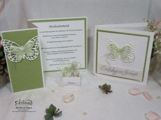 Hochzeitsdeko - Teil 2