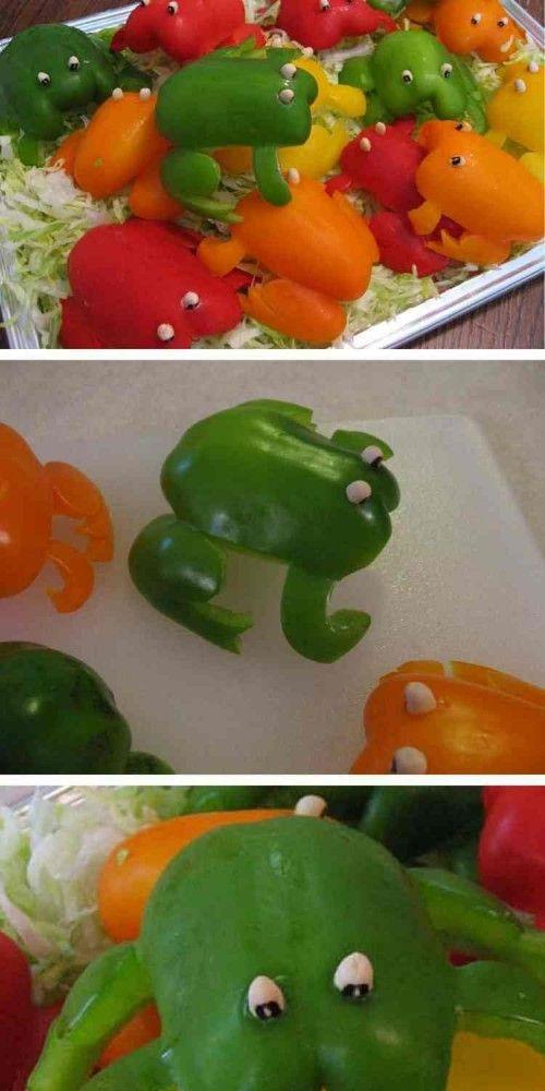 Cooles Grillrezept für die Kinder! Und so helfen die Kinder bestimmt gerne mit beim Vorbereiten