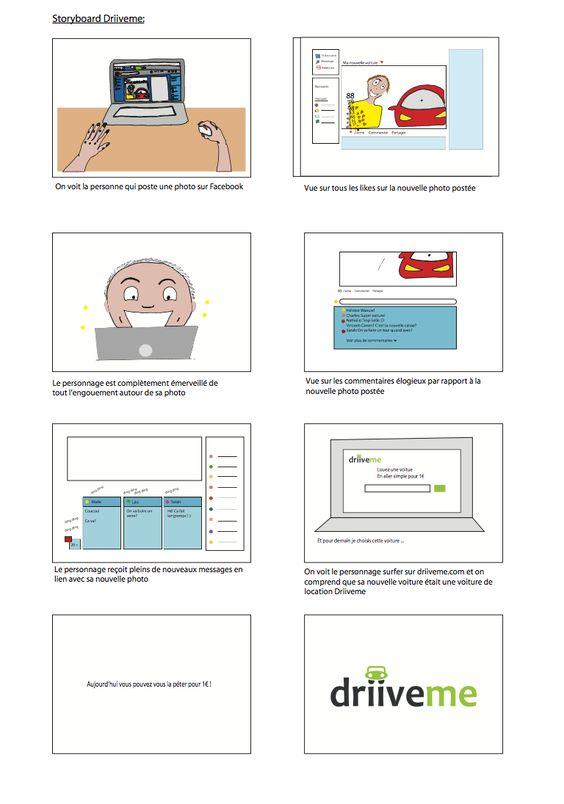 Pin by Juliette on Atelier\/\/ Pinterest - vertical storyboard