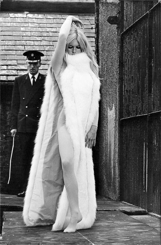 """Brigitte Bardot in """"Two Weeks in September"""", 1966"""