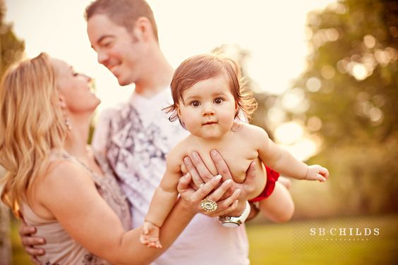 Love! family and baby