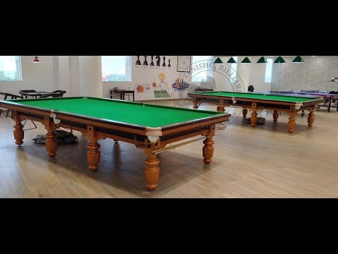 Billiards Snooker Table Steel Cushions Best #Price #Manufacturers