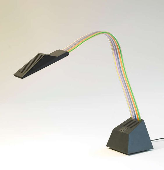 Desk Lamp Nastro By Alberto Fraser, 1983