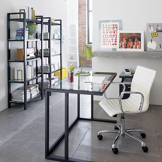 pilsen 48 desk in desks crate and barrel astonishing crate barrel desk decorating