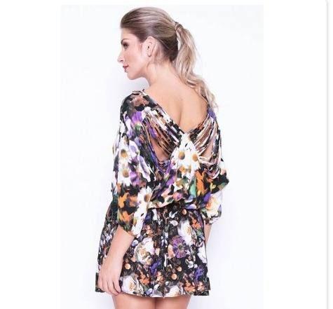 Vestido Cigana - R$ 149,00