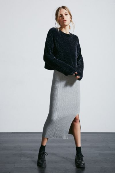 Cheap Monday Rival Knit Skirt - Urban Outfitters:
