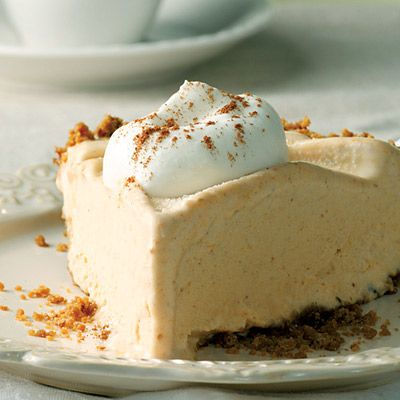 The Fat Free Queen: Frozen Pumpkin Dessert