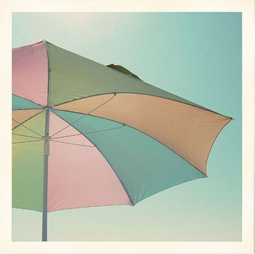 I think umbrellas are always a fun photo subject