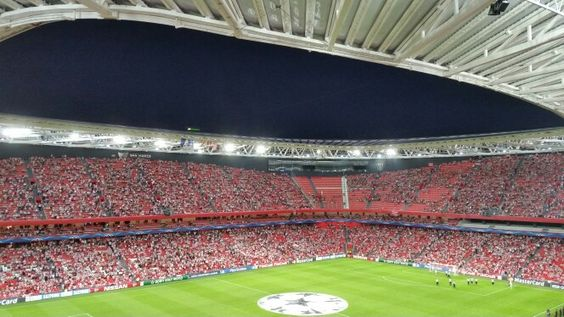Primer Partido Champions League 2014-20015