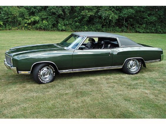 1971 Chevy Monte Carlo Ss...Brought to you by #Carinsuranceagents at #HouseofInsurance in #EugeneOregon