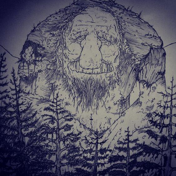 Some Jotun Troll [3]