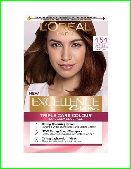 Loreal Brown Hair Color Shades 32553 Dark Copper Hair Dye 4 54