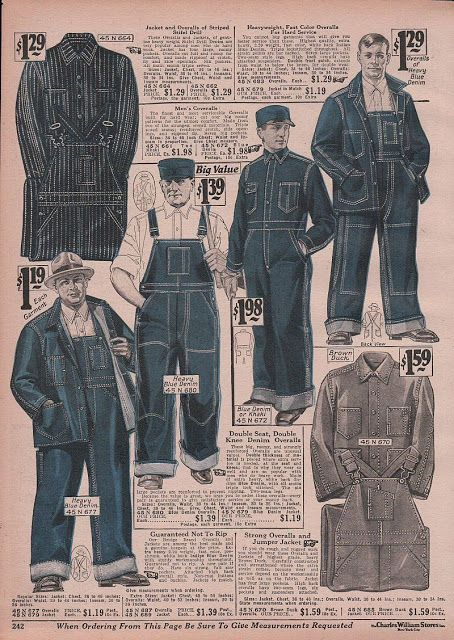 I pinned this to my Americana board because I think this represents American culture and history because America was the one to pioneer into the fashion world and come up with jeans for the working man and its also funny to see how much jeans have evolved in America back then they were for working men like farmers, miners, ect and they were so cheap, you could get them for a dollar and some cents but now famous people wear them now and now they can cost up to hundreds of dollars.