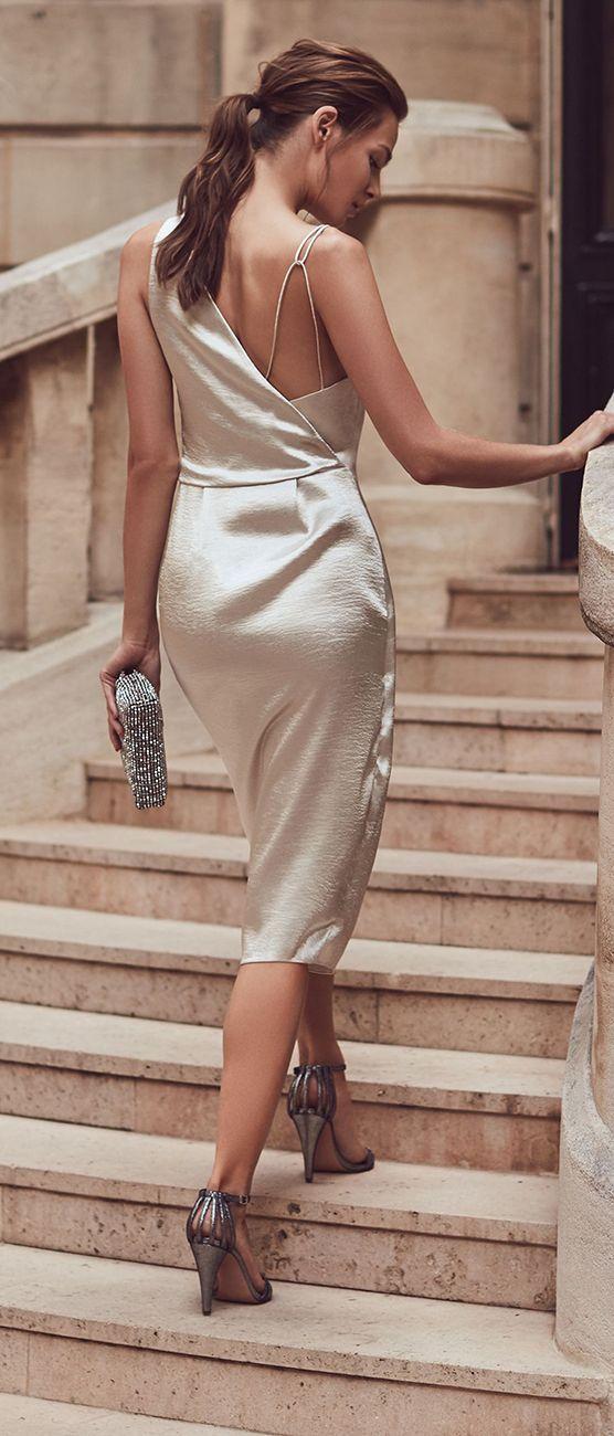 35++ Silk coctail dress information