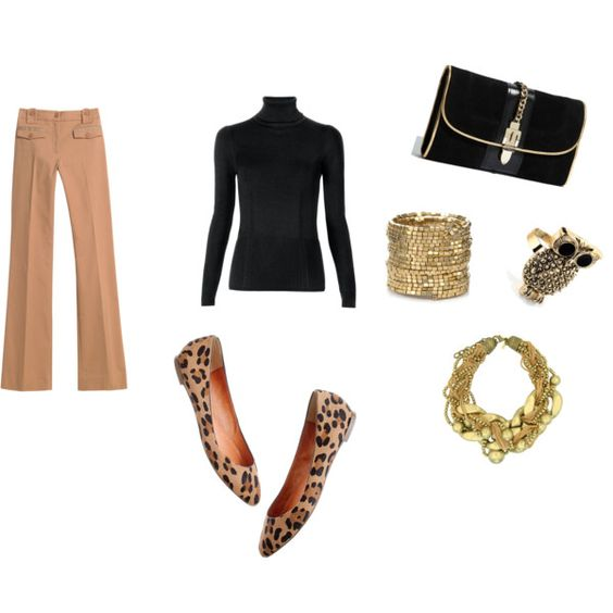 My second set created on polyvore!