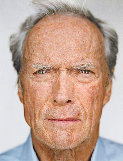Clint Eastwood by Martin Schoeller