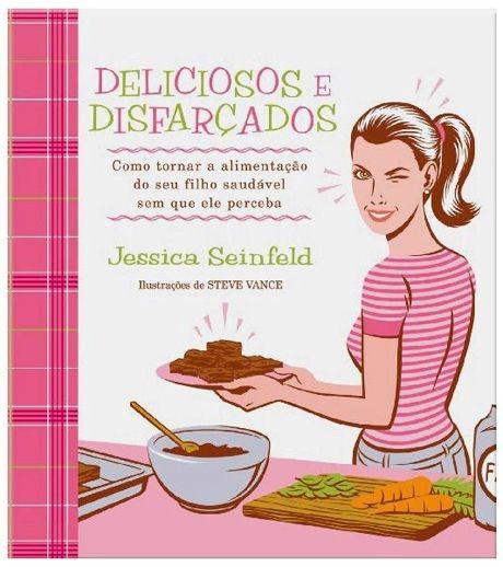 Livro infantil: Deliciosos e disfarçados