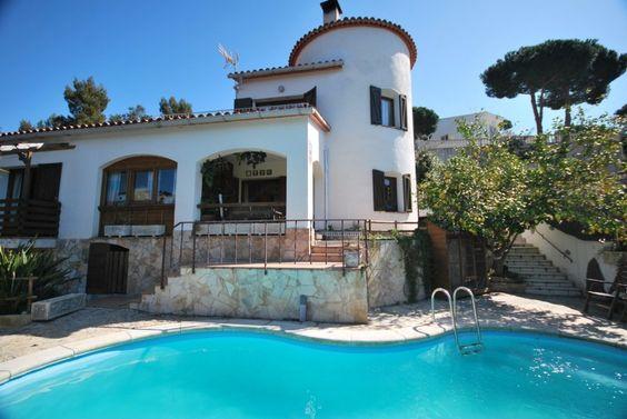 Villa Zianya, Lloret de Mar, Costa Brava