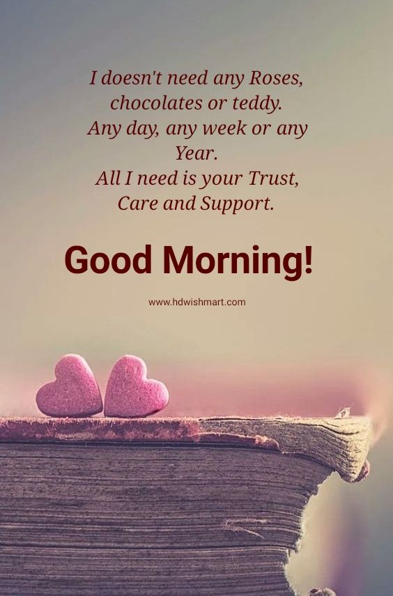 For him quotes morning 35+ Good